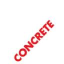 Concrete logo icon