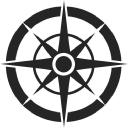 Conquest Maps logo icon