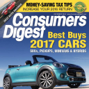 Consumers Digest logo icon