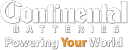 Continental Battery logo icon