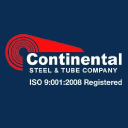 Continental Steel & Tube Co logo icon