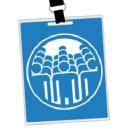 Convention Scene logo icon