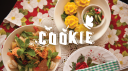 Cookie logo icon