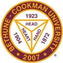 Bethune-Cookman University logo