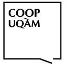 Coop UQAM logo