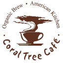 Coral Tree Cafe logo icon