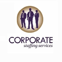 Corporate Staffing logo icon