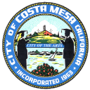 City Of Costa Mesa logo icon