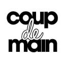 Coup De Main Magazine logo icon