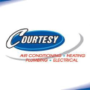 Courtesy Plumbing Heating & Air Conditioning logo