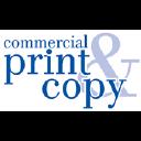 Commercial Print & Copy logo
