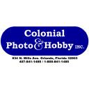 Colonial Photo & Hobby logo