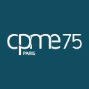 Cpme Paris île logo icon