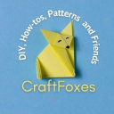 Craftfoxes logo icon