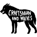 Craftsman And Wolves logo icon