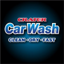 Crater Car Wash logo