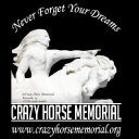 Crazy Horse Memorial Foundation logo