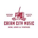 Cream City Music logo icon