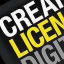 Creative Licence logo icon