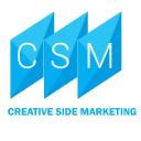 Creative Side Marketing Logo