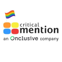 Critical Mention - Media Monitoring logo