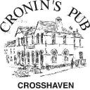 Cronin's Pub, Crosshaven. Co. Cork. logo