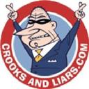 Crooks And Liars logo icon