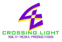 Crossing Light Multi-Media Prductions logo