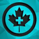 CrossLeaf Canada Medical logo