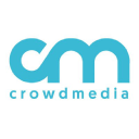 Crowdmedia logo icon