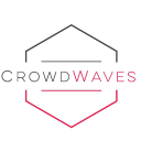CrowdWaves logo