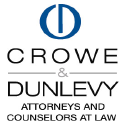Crowe & Dunlevy - Send cold emails to Crowe & Dunlevy