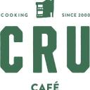 Cru Cafe logo icon