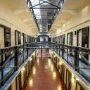 Crumlin Road Gaol Belfast logo