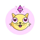 Crypto Kitties logo icon