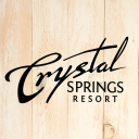 Crystal Springs Resort logo icon
