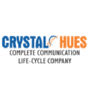 Crystal hues Ltd logo