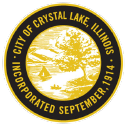 Crystal Lake, Il logo icon