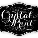 Crystal Print logo