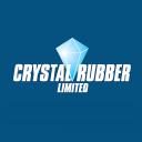 Crystal Rubber logo icon