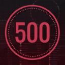 Csgo500 logo icon