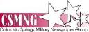 Colorado Springs Military Newspaper Group logo