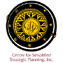 Center For Simplified Strategic Planning logo icon
