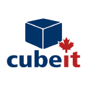 Cubeit Moving and Self Storage Containers logo