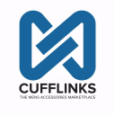 Cuff Links logo icon