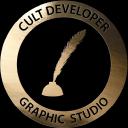 Cult Digital Films logo