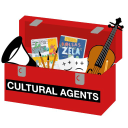 Cultural Agents Harvard University logo