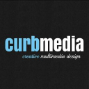 Curb Media Design logo