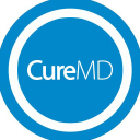 Cure Md logo icon