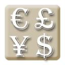 Foreign Exchange Conversion logo icon